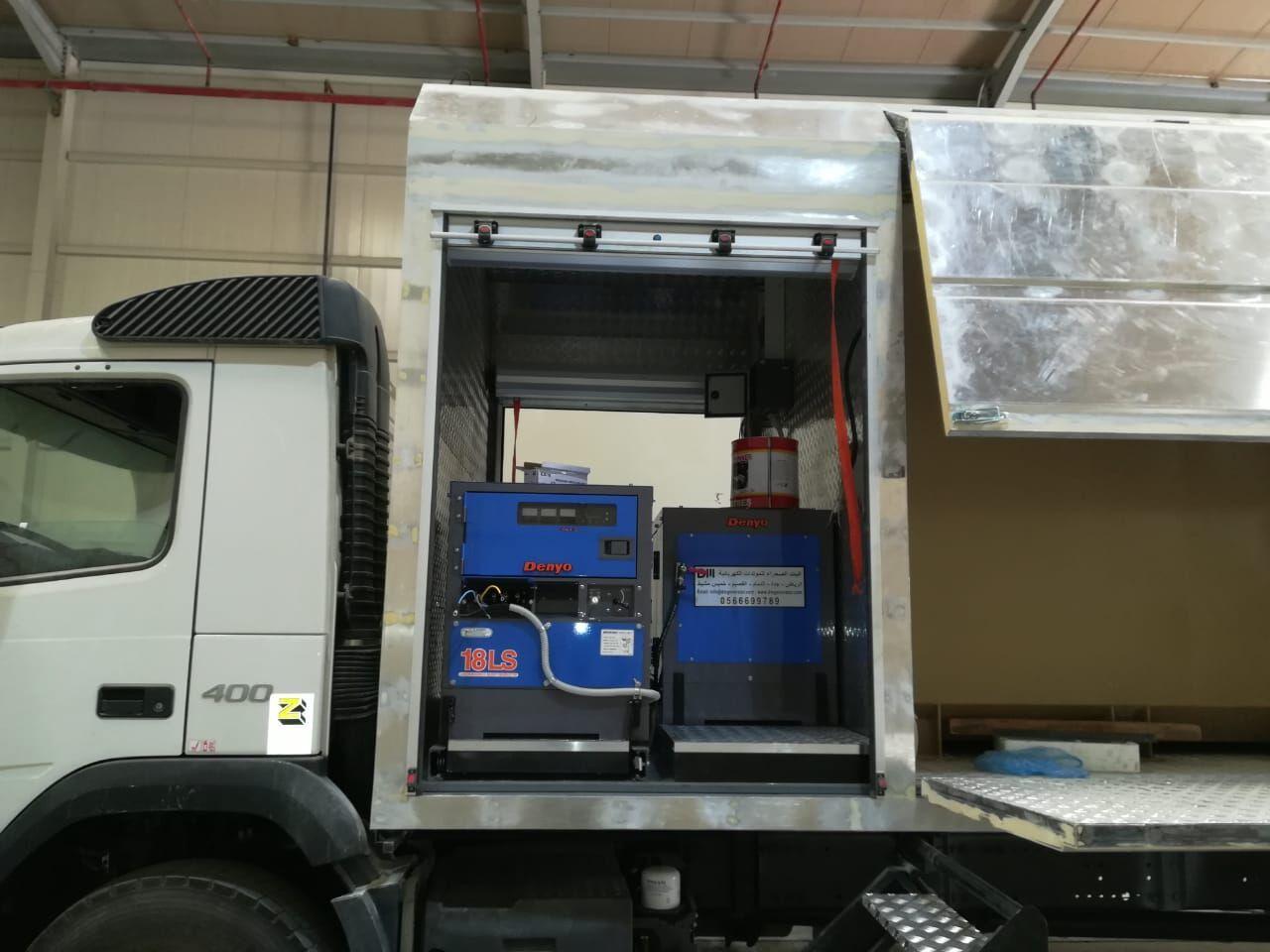 Trailer Aluminum Roll up Door Rolling Door for Vehicles Trucks 1