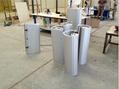 Aluminum Alloy Fire Roller Shutter for