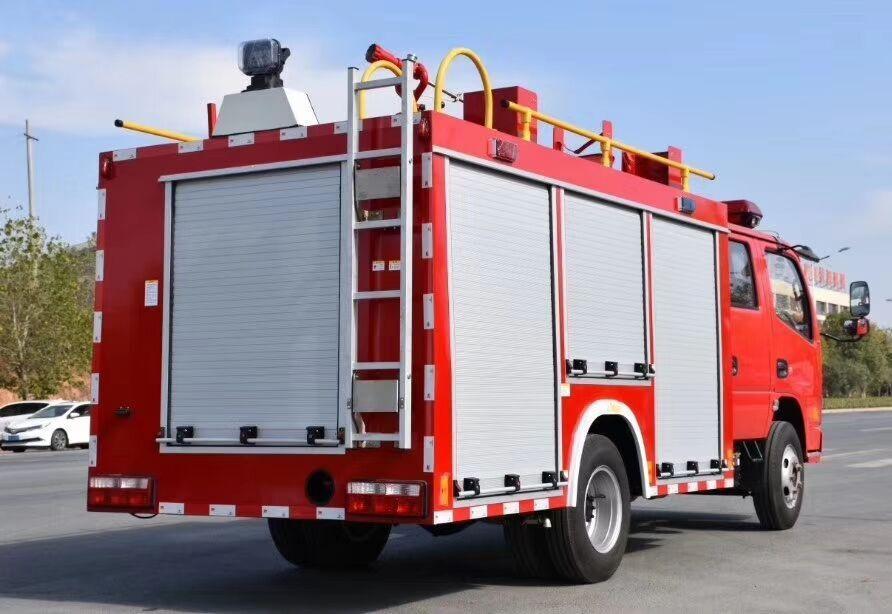 Roller Shutter Door for Fire Fighting Truck Aluminiuim Alloy
