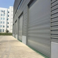 Steel Roller Shutter Industrial Garage Rolling Door