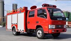 Emergency Rescue Vehicle