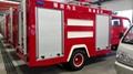 Fire Protection Roller Shutter Rolling up Door for Emergency Trucks 5