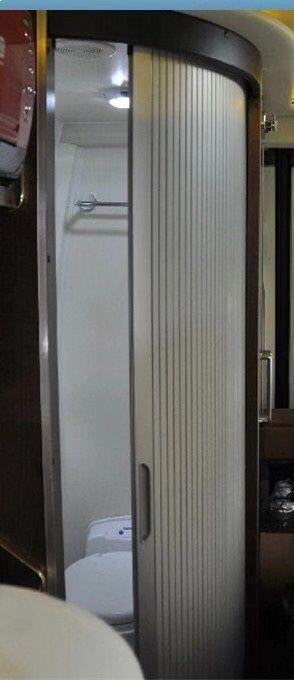 Kitchen Cabinet Roller Shutter Door Remote Control Automatic Roll up Garage Door 5