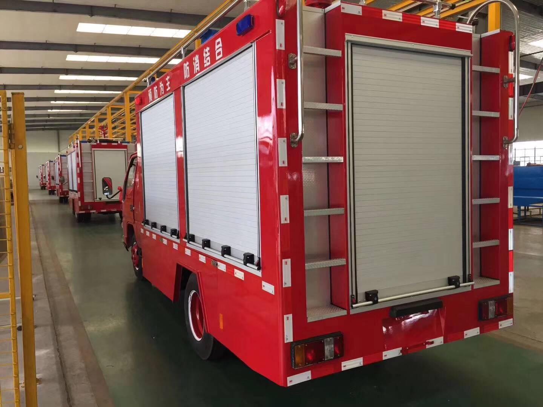 Fire Fighting Equipment Aluminium Alloy Roller Shutter Door 1