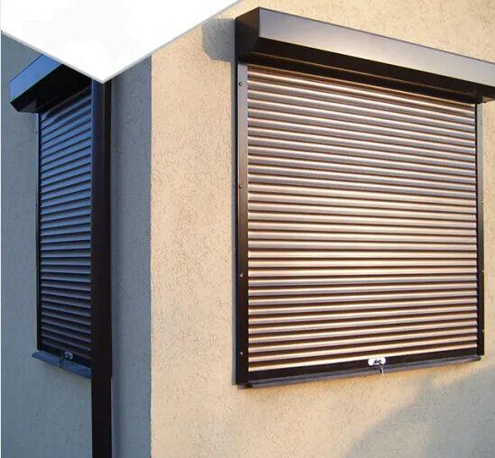 Interior Window Rolling Aluminum Roller Shutter for Home Decoration 1
