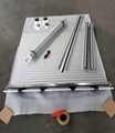 Fire Emergency Rolling Shutter Roller up Door