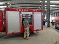 Fire Rescue Equipment Rolling Shutter 6