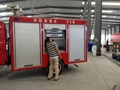 Fire Rescue Equipment Rolling Shutter