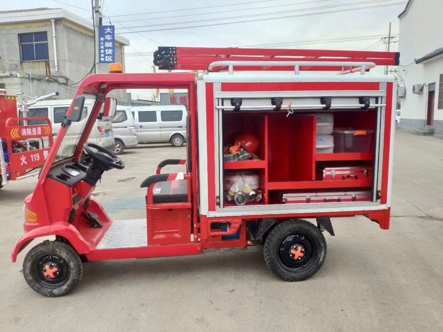 Aluminum Roll up Door for Small Vehicles