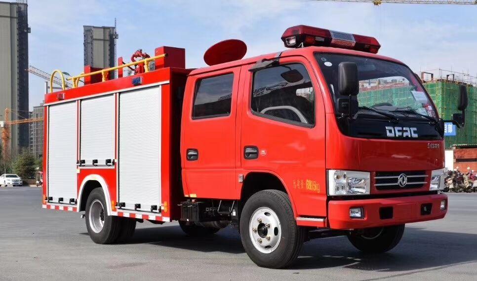 Rescue and Emergency Truck Rolling Shutter Door 3