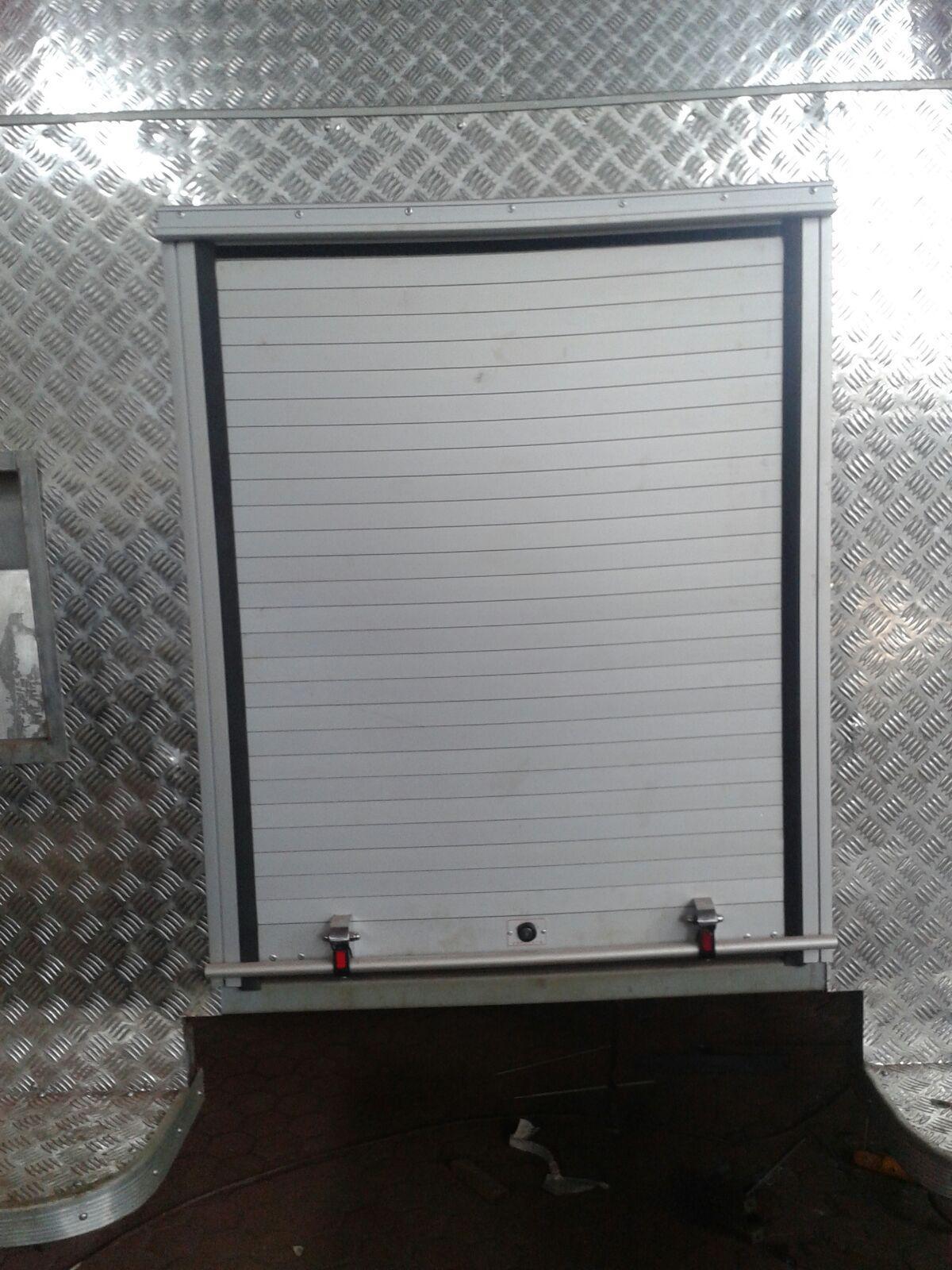 Emergency Truck Aluminium Alloy Roller Door 4