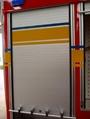 Fire Truck Manaul or Motorized Rolling up Door Roller Shutter 3