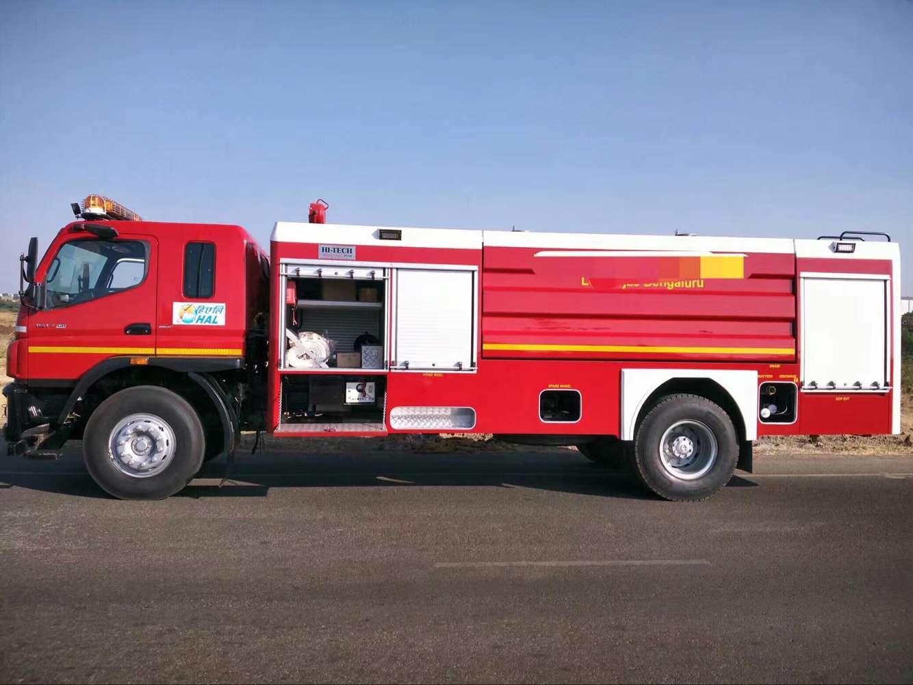 Fire Vehicles Roller Shutter 1