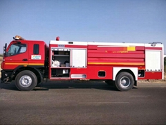 Fire Vehicles Roller Shutter