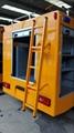 Fire Vehicles Roller Shutter 2