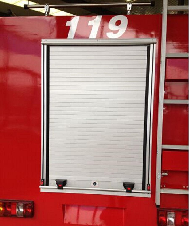 Fire Truck Accessories Aluminum Tray Pallet 5