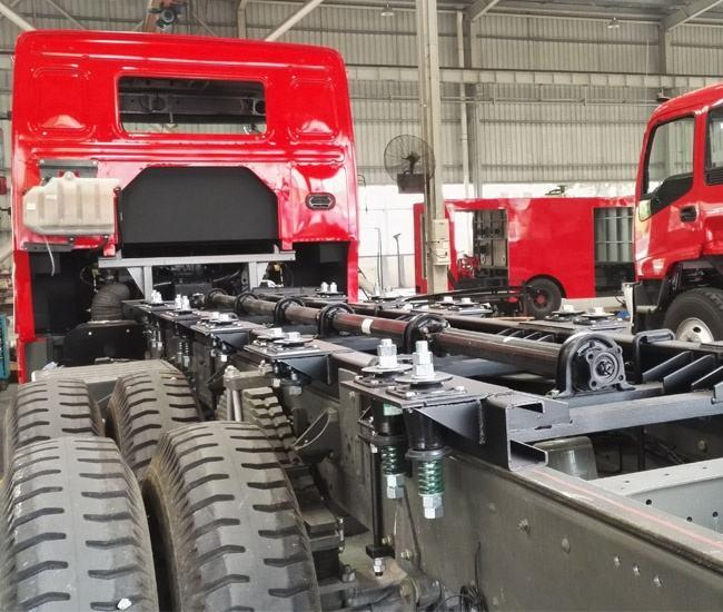 Fire Truck Elastic Support 3