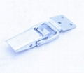 Spring Loaded Draw Latch Stainless Steel