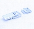 Spring Loaded Draw Latch Stainless Steel Toggle Latch
