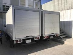 Cargo Truck Door Roller Shutter Doors Aluminum Roll up Door for Truck
