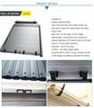 Automatic rolling shutter door rolling gate fire shutter doors
