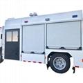 Fire Truck Shutter Doors Trailer Door