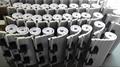 Aluminum Fireproof Rolling Shutter Roller Blind