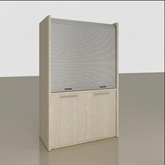 Kitchen Rolling Shutter PVC