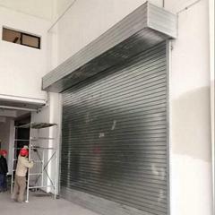 Commercial Garage Door Rolling Shutter Door