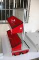Fire Rescue Emergency Truck Vertical Tray Pallet 2