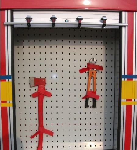 Fire Water Band Separator Fire Truck Equipment 3