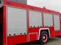 Vehicle Emergency-saving Waterproof Fire Truck Roller Shutter Door
