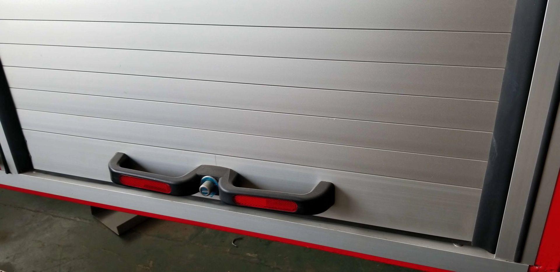 Trailer and Truck Door Locks 5