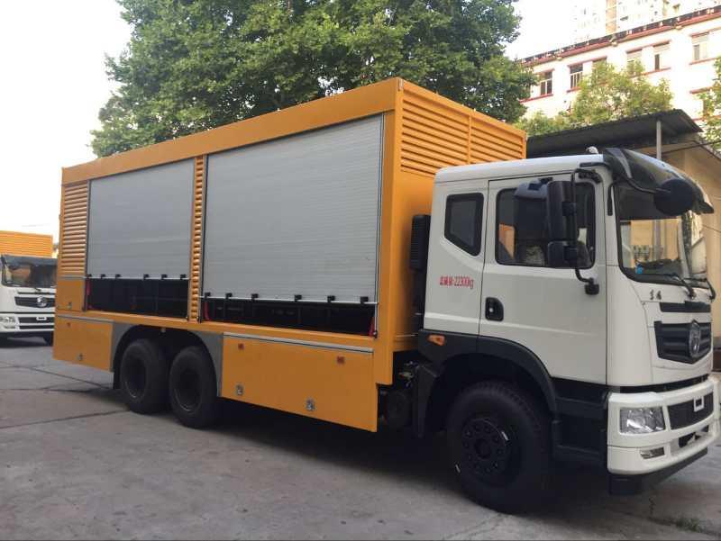 Trailer Truck Vehicles Rollup Door Roller Shutter  Door  3