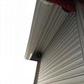 Cargo Truck Blind Aluminum Shutter Blade Roller Windows