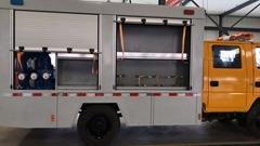 Aluminium Roller Shutter Door/ Window Shutter Door / Truck Curtain