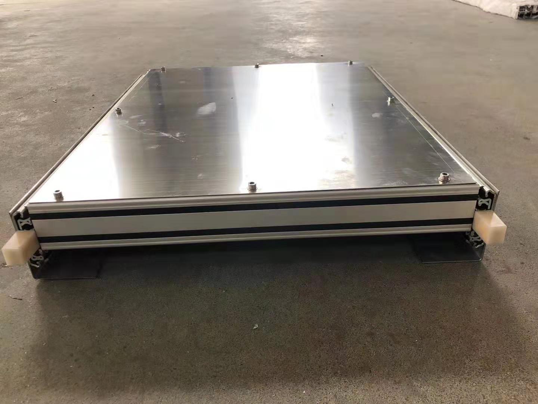 Fire Equipment Aluminum Tray Pallet Horizontal