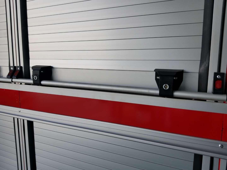 Various Rollup Door Roller Shutter For Fire Truck  5