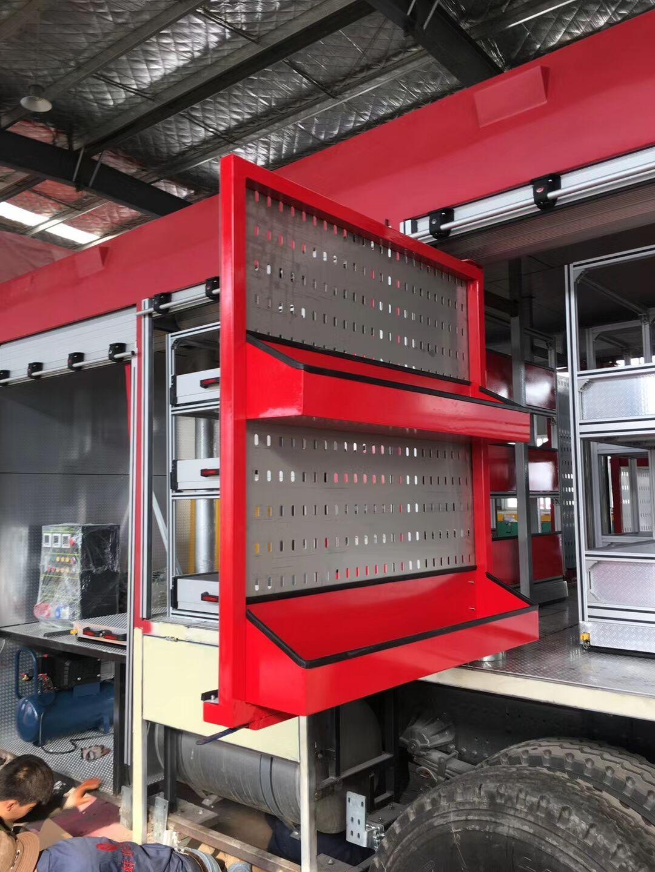 Cargo Truck Blind Roller Shutter /Roller Shutter Door /Shutters /Fire Truck Door 9