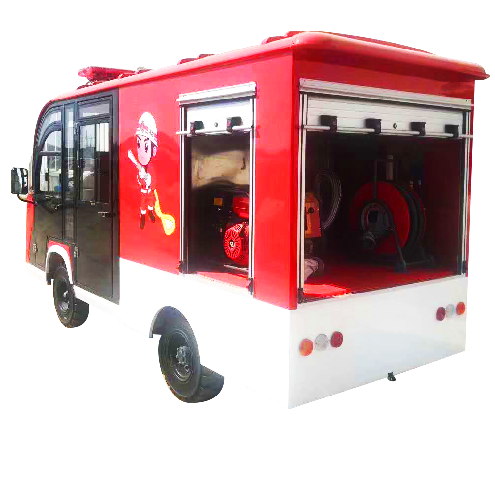 Special Vehicles Rescue Truck Aluminum Roll up Blind Doors Roller Shutter 4