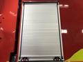 Security Proofing Aluminum Roller Door Blind for Fire Vehicle 5