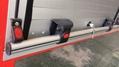 Security Proofing Aluminum Roller Door Blind for Fire Vehicle 9
