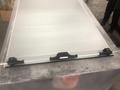 Horizontal Rollup Shutter Door Rear