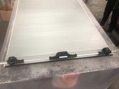 Horizontal Rollup Shutter Door Rear Slide Door