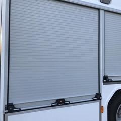 Commercial Garage Door Rolling Shutter Door Window Shutter