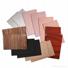 Aluminum Composite Panel or Material (ACP or ACM)