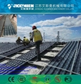 Synthetic Multi-layer PVC Roof Sheet with ASA Resin Coating Making Line 1