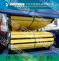 PVC ceiling panel extrusion machine plastic wall board extrusion line