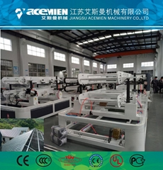 Plastic Tile Machine Sheet  Machine