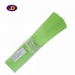 0.34 mm Green cross-section filaments
